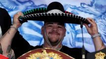 Deontay Wilder on Andy Ruiz
