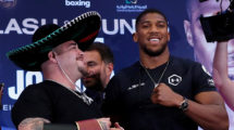 Andy Ruiz vs Anthony Joshua