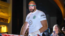 Peter Fury on Tyson Fury
