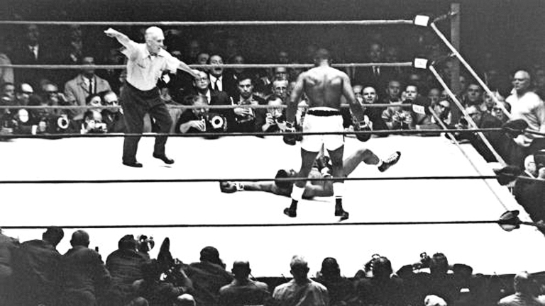 Sonny Liston vs Floyd Patterson