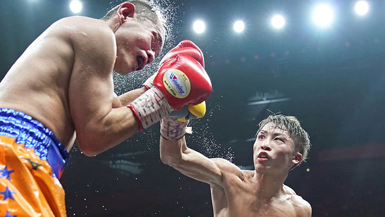 On This Day Warriors Naoya Inoue And Nonito Donaire Show The World How Boxing Is Supposed To Look Boxing News