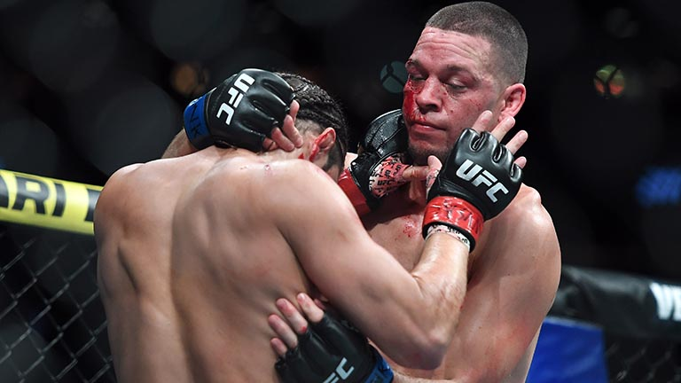 Unbeaten records count for nothing in UFC so why are they so important in boxing?