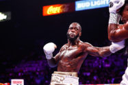 Deontay Wilder punch harder