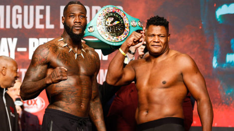 Wilder and Ortiz weigh in