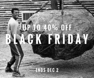 Black Friday | up to 40% off | Boxing News Shop