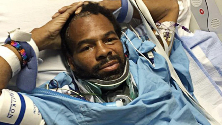 The Drunken Master: Emanuel Augustus, Floyd Mayweather's toughest opponent, survived a bullet to the head - Boxing News Online