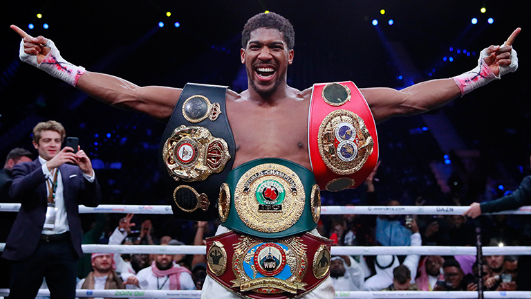 who is next for anthony joshua