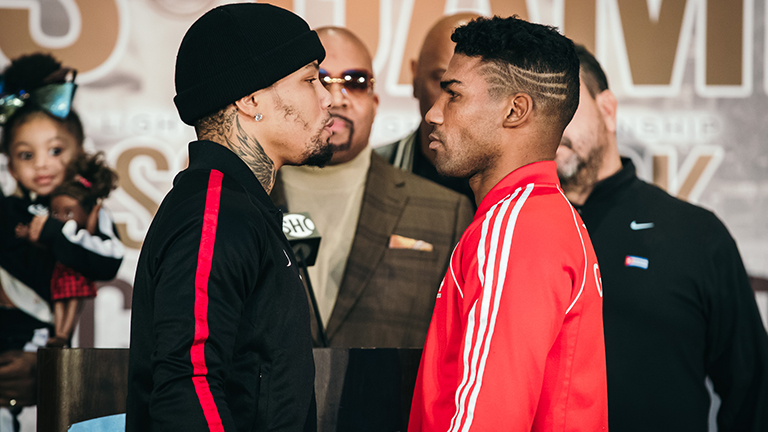 In his own words, Gervonta Davis looks ahead to facing Yuriorkis Gamboa for the vacant WBA lightweight title