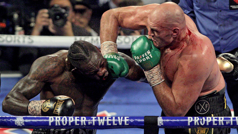 Deontay Wilder Rejects Mayweather Offer to Train Him