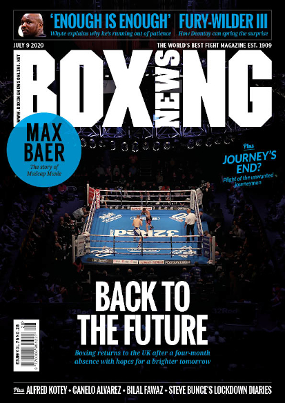 18 June 2020 cover