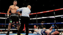 Carl Froch vs Joe Calzaghe