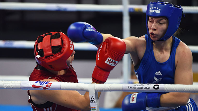 Olympic boxing Lauren Price