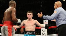Floyd Mayweather vs Ricky Hatton