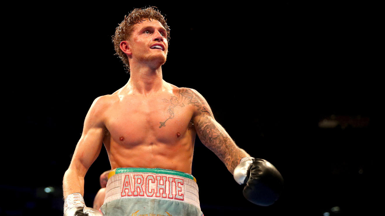 Archie Sharp - Waiting to launch - Boxing News