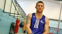 Tony Jeffries boxing