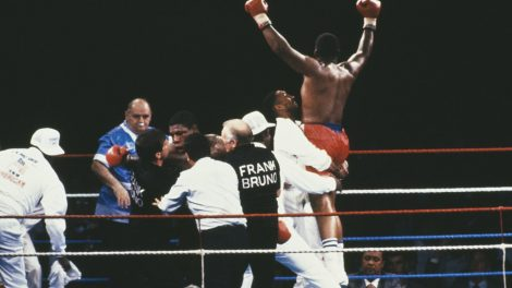 Frank Bruno Tim Witherspoon
