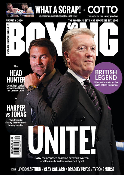 6 August 2020 cover