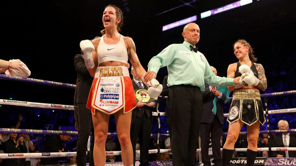 female boxers in the UK