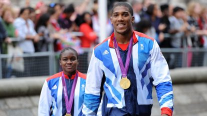 Olympic gold medallists