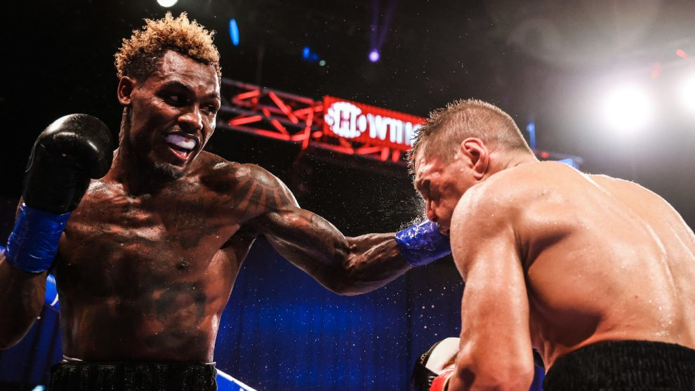 Jermall Charlo makes solid statement in victory over Sergiy Derevyanchenko