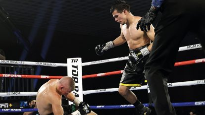 Jose Zepeda fight of the year