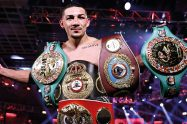 Teofimo Lopez fighter of the year