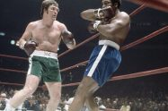 Earnie Shavers v Jerry Quarry first round knockout