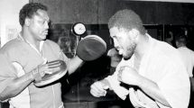 boxing Joe Frazier