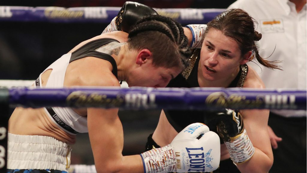 Katie Taylor discusses her rivalry with Natasha Jonas, her astonishing career and the one piece of advice she'd give to her teenage self