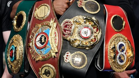 Boxing News on world titles