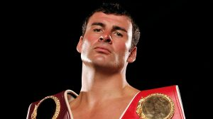 Joe Calzaghe Welsh fighters