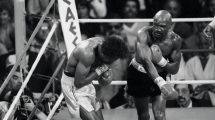 Marvin Hagler v Thomas Hearns Desert Island Fights