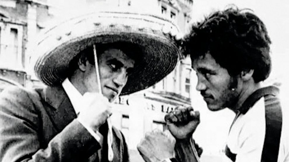Mexican fighters