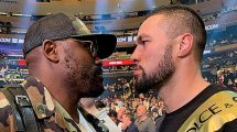 Chisora vs Parker pay-per-view