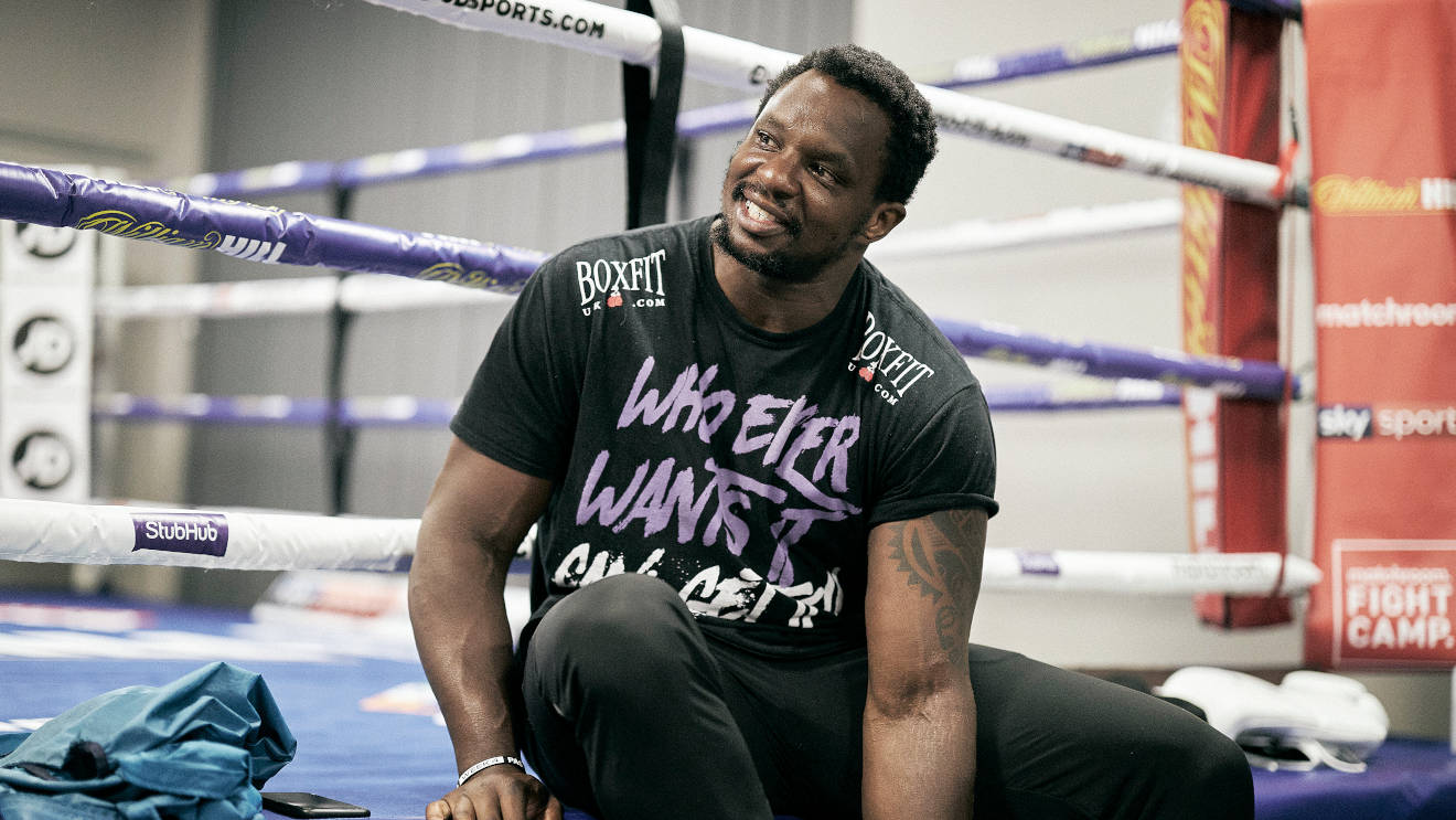 Why shouldn't Dillian Whyte step in to face Deontay Wilder? – Boxing News
