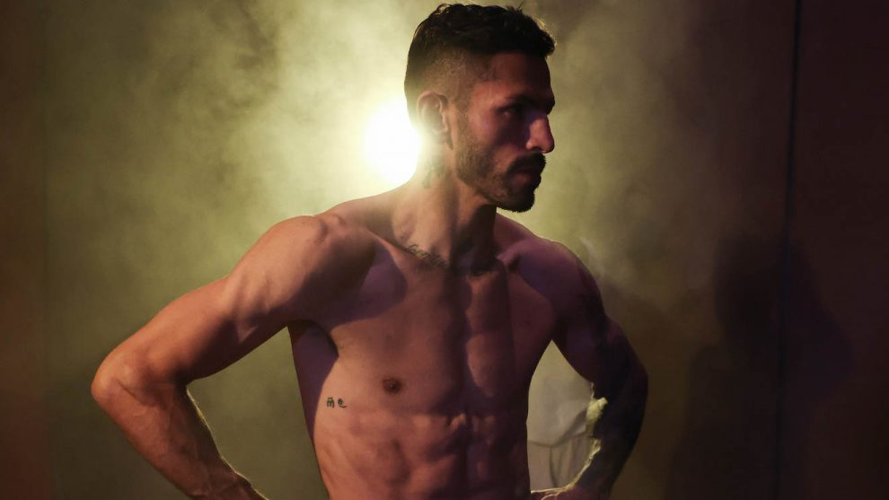 Jorge Linares fighters from South America