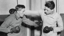 boxing footballers