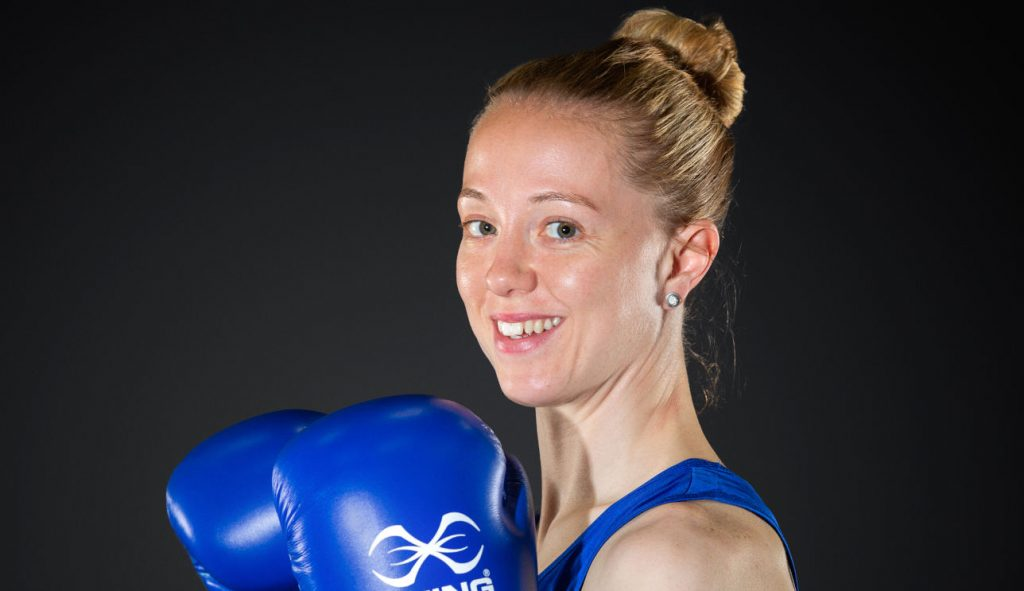 Charley Davison Olympic boxing schedule