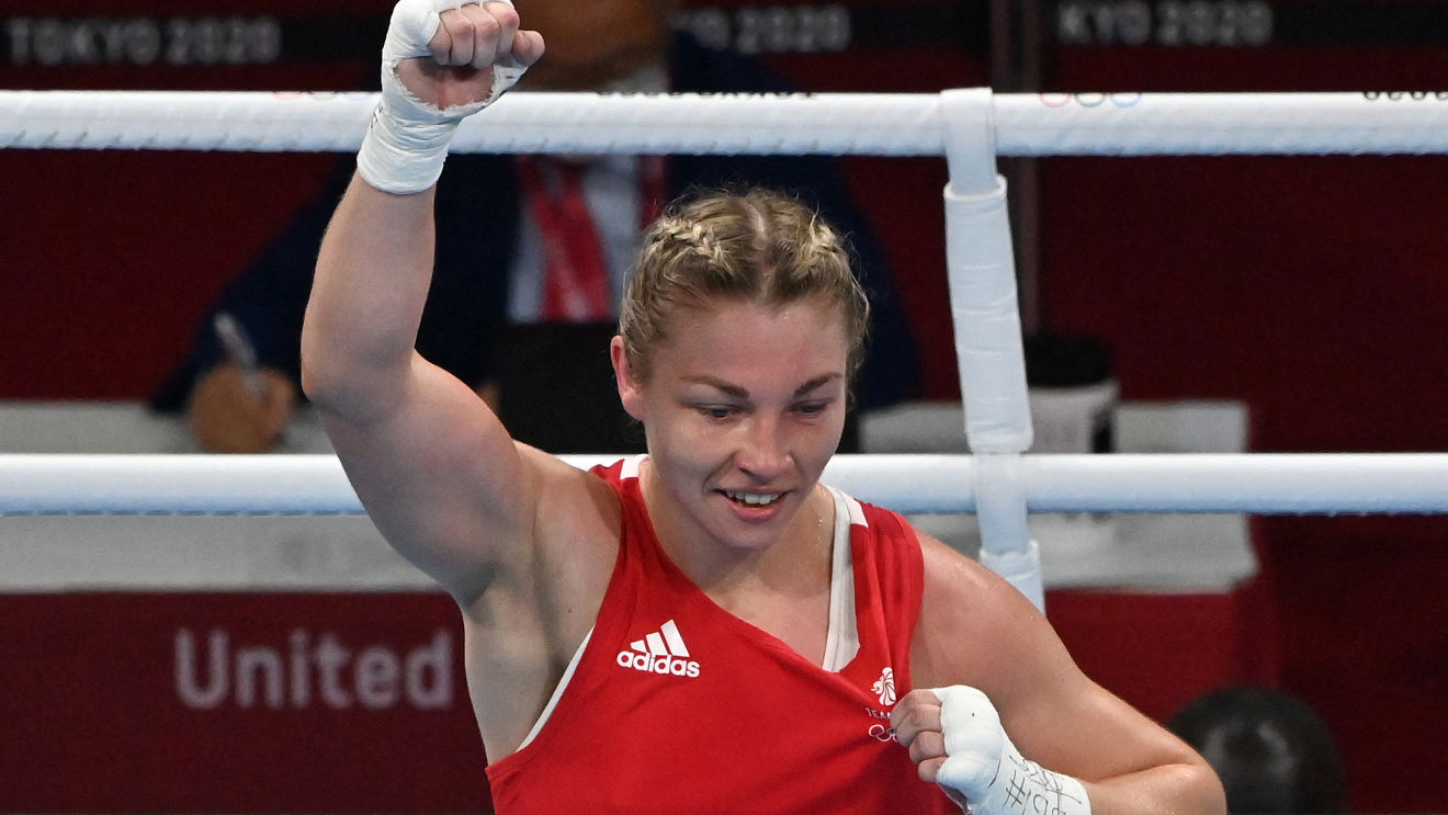 Lauren Price: 'There are many more medals to come'