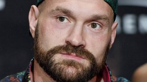 boxing schedule Tyson Fury