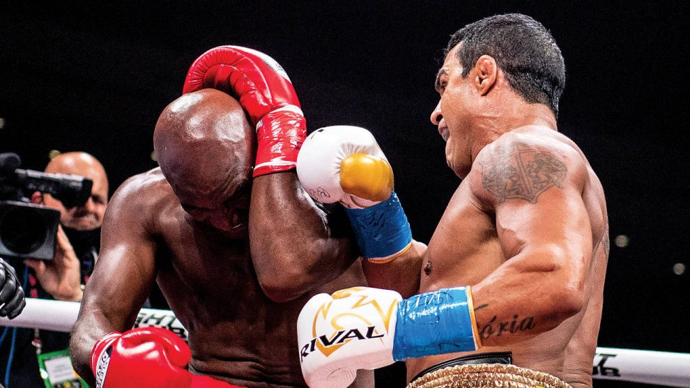 boxer Holyfield
