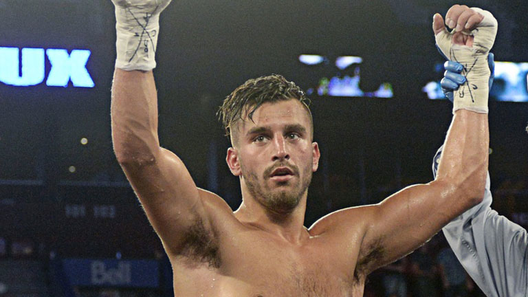 david lemieux